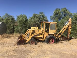Case 680 Backhoe for Sale in Los Angeles, CA