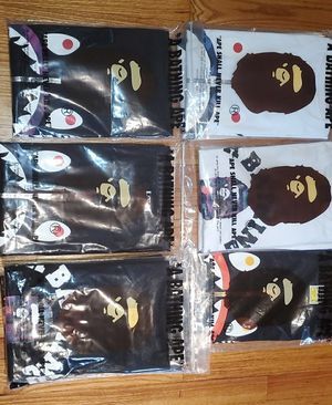 Bape shirts for Sale in Chicago, IL