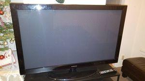 "50"" SAMSUNG Plasma Flat Screen TV *read description* for Sale in Portland, OR"