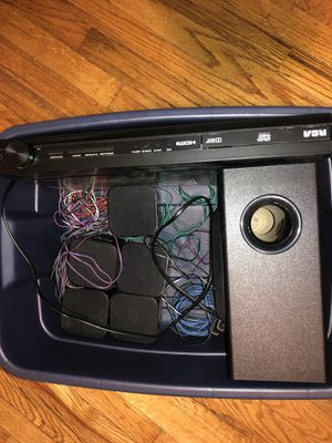 DVD home stereo system for Sale in Stockton, CA