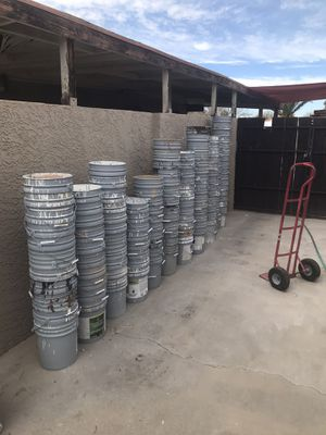 Empty Buckets Free No Deliver for Sale in Tucson, AZ