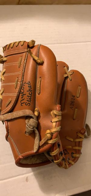WILSON FIELDMASTER A2614 LH Baseball Youth Glove for Sale in Pittsburgh, PA
