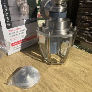 """Outdoor Wall Light 11.75"""" Motion Activated for Sale in Victorville, CA"""