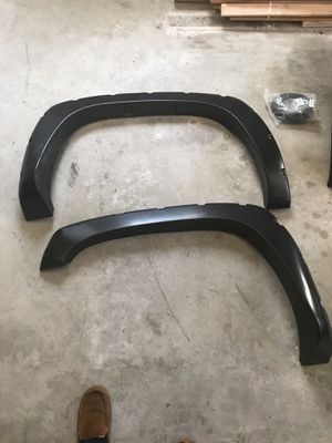 GM fender flares for Sale in Sudbury, MA