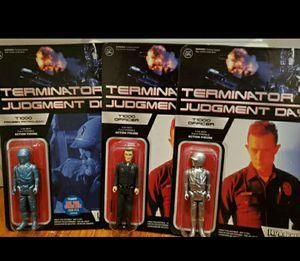 Terminator 2 Action Collectible Funko Figure Bundle for Sale in Camden, NJ
