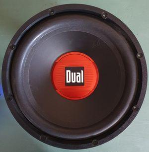 """New DUAL DLS12 12"""" 875W Subwoofer Speaker for Sale in Spokane, WA"""