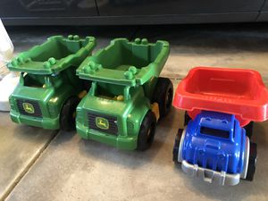 John Deere LEGO trucks for Sale in North Aurora, IL