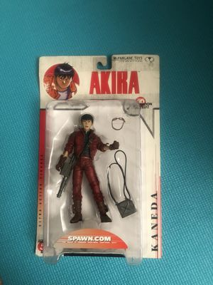 Mcfarlane Toys 3-D Animation from Japan Akira Kaneda Action Figure - Sealed for Sale in Aurora, CO