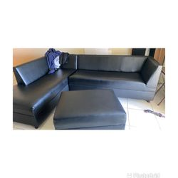 Sectional Couch With Ottoman $300Obo for Sale in Fort Lauderdale,  FL