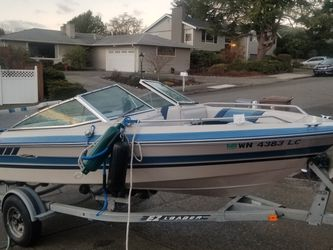 SeaRay Seville 16' for Sale in University Place,  WA