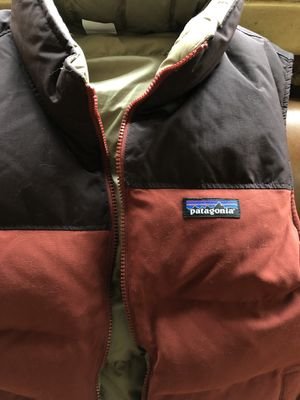 Patagonia vest for Sale in Bloomfield Hills, MI