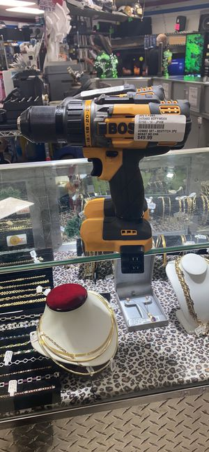 Bostitch drill set no batt no charger for Sale in Hope Mills, NC