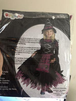 Toddler girl costume for Sale in Aspen Hill, MD