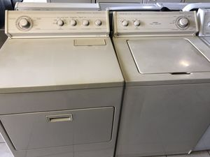 Washer and dryer whirlpool for Sale in Pompano Beach, FL