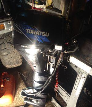 8hp TOHATSU OUTBOARD MOTOR for Sale in Tacoma, WA