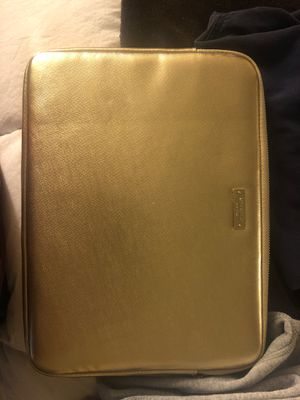 Kate Spade Gold tablet case for Sale in Murfreesboro, TN