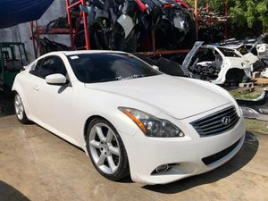 2008-2016 INFINITI G37 Q60 PART OUT for Sale in Fort Lauderdale, FL