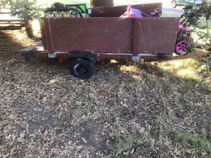 Small trailer for Sale in Tracy, CA