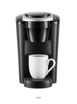 Coffee Maker Keurig Single-Serve K-Cup Pod Coffee Maker, Black, Turquoise and Gray for Sale in Miami, FL