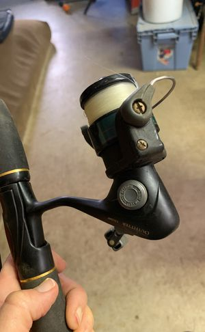 Coleman Collapsable Outfitter Fishing Rod and Reel for Sale in Westminster, MD