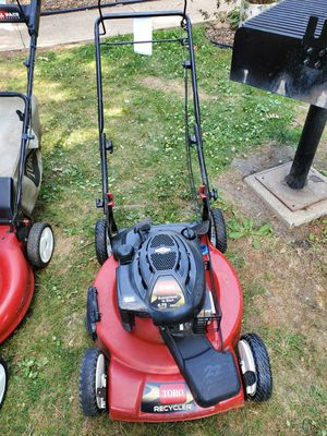 Name Brand Used Lawn Mowers For Sale for Sale in Cleveland, OH