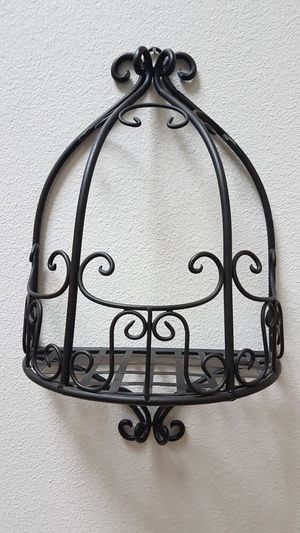 Small Metal Wall Shelf for Sale in Federal Way, WA