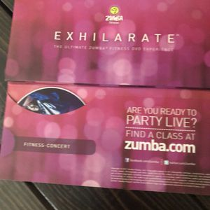 Zumba Party DVDs for Sale in Ceres, CA