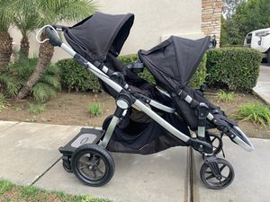 Baby jogger double stroller for Sale in Norco, CA