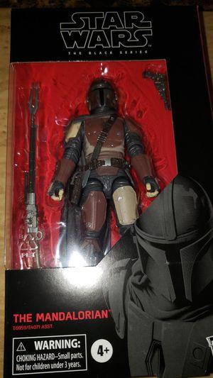Star Wars Black Series Mandolorian for Sale in Chicago, IL