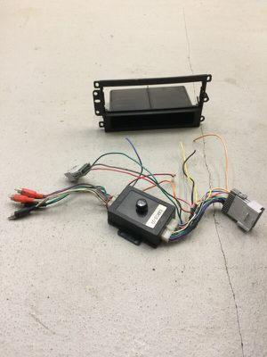 Interface and Dash kit from 02 grand am for Sale in Pittsburgh, PA
