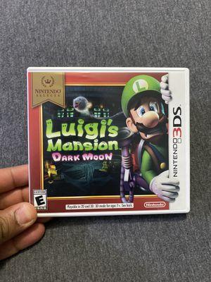 Luigi's Mansion Dark Moon for Sale in New York, NY