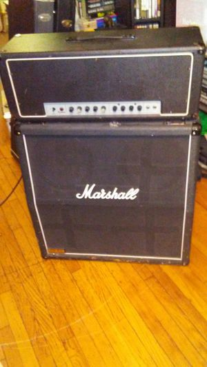 Randall / Marshall Half Stack Guitar amp for Sale in Chicago, IL