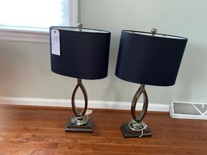 Desk Lamp (pair) for Sale in Washington, DC