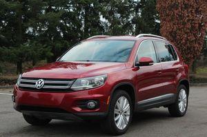 2012 Volkswagen Tiguan for Sale in Lynnwood, WA