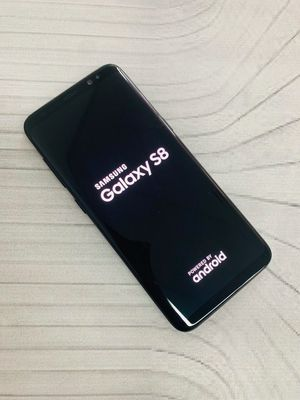 Samsung Galaxy S8 (64 GB) Excellent Condition With Warranty for Sale in Cambridge, MA