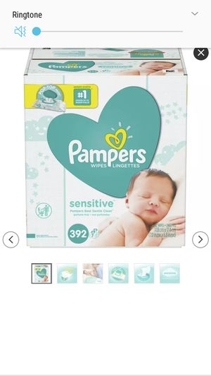 DIAPERS AND WIPES:HUGGIES,PAMPERS, LUVS:ALL SIZES!! for Sale in Vancouver, WA