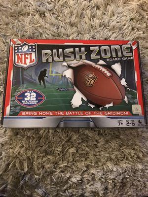 NFL Rush Zone Board Game for Sale in Monrovia, CA