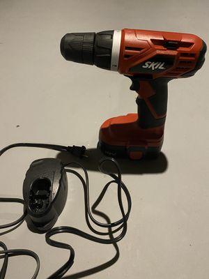18v Skil battery powered drill for Sale in Williston, VT