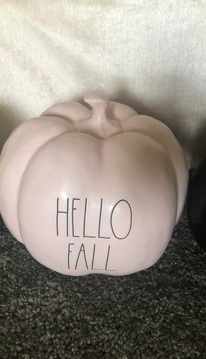 Rae Dunn pumpkin for Sale in Phoenix, AZ