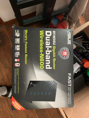 Asus Dual band Fast Internet Router for Sale in Columbus, OH
