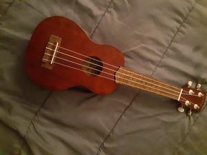 Makala soprano size ukulele for Sale in Tampa, FL