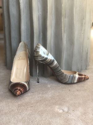 NWT | Christian Louboutin Pigalle Follies 100 for Sale in Seattle, WA