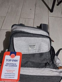Top Paw Pet Carrier for Sale in San Angelo,  TX