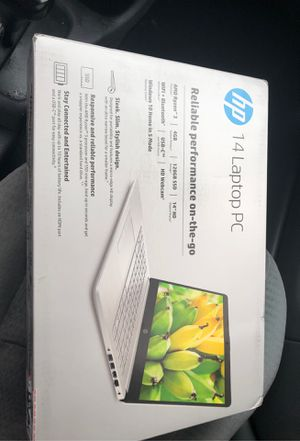 Laptop hp for Sale in Houston, TX