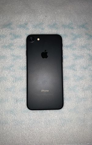 iPhone 7 Black for Sale in Lake Oswego, OR