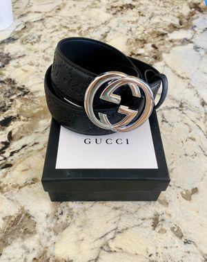 Gucci belt size 32-38 for Sale in Auburn, WA