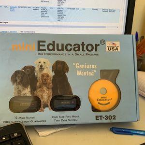 Mini Educator 2 Dog system E-collar for Sale in Orlando, FL
