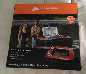 Cooler float new in box for Sale in Anaheim, CA