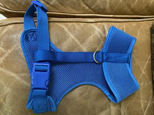 New heavy duty mesh harness collar for med size dog for Sale in Fresno, CA
