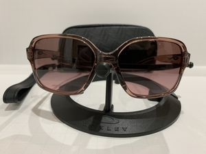 b627b44856 OAKLEY PROXY PINK CLEAR FRAME W CASE for Sale in Pomona